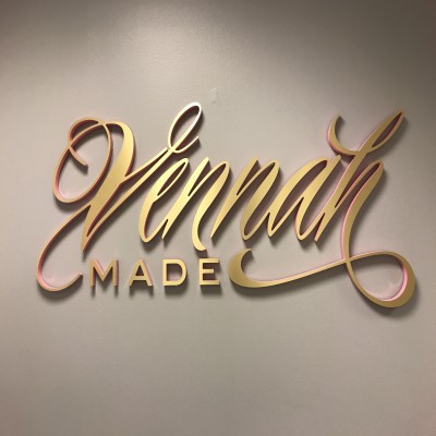 Custom 3D Sign Letters, Logos & Plaques > Any Size, Free Shipping