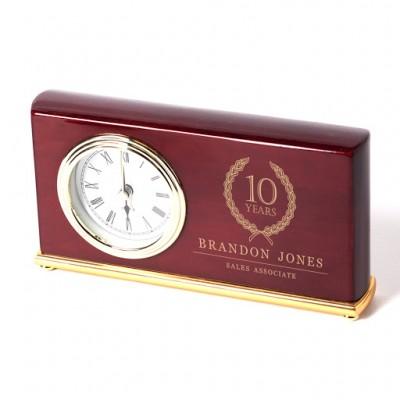 Engraved Clocks