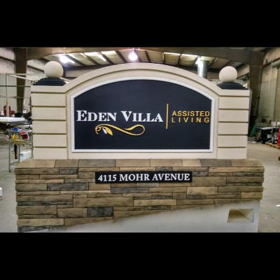 Custom Monument Signs | Commercial Signs
