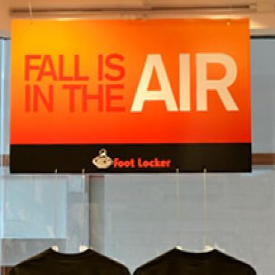 Indoor Hanging Signs