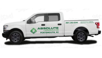 Truck Lettering & Decals