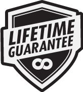 TheSignChef's Lifetime Sign Guarantee on Gemini Brand, Customized Three Dimensional Letters, Logos & Plaques.