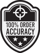 TheSignChef.com Guarantees Accuracy on all Sign Orders.