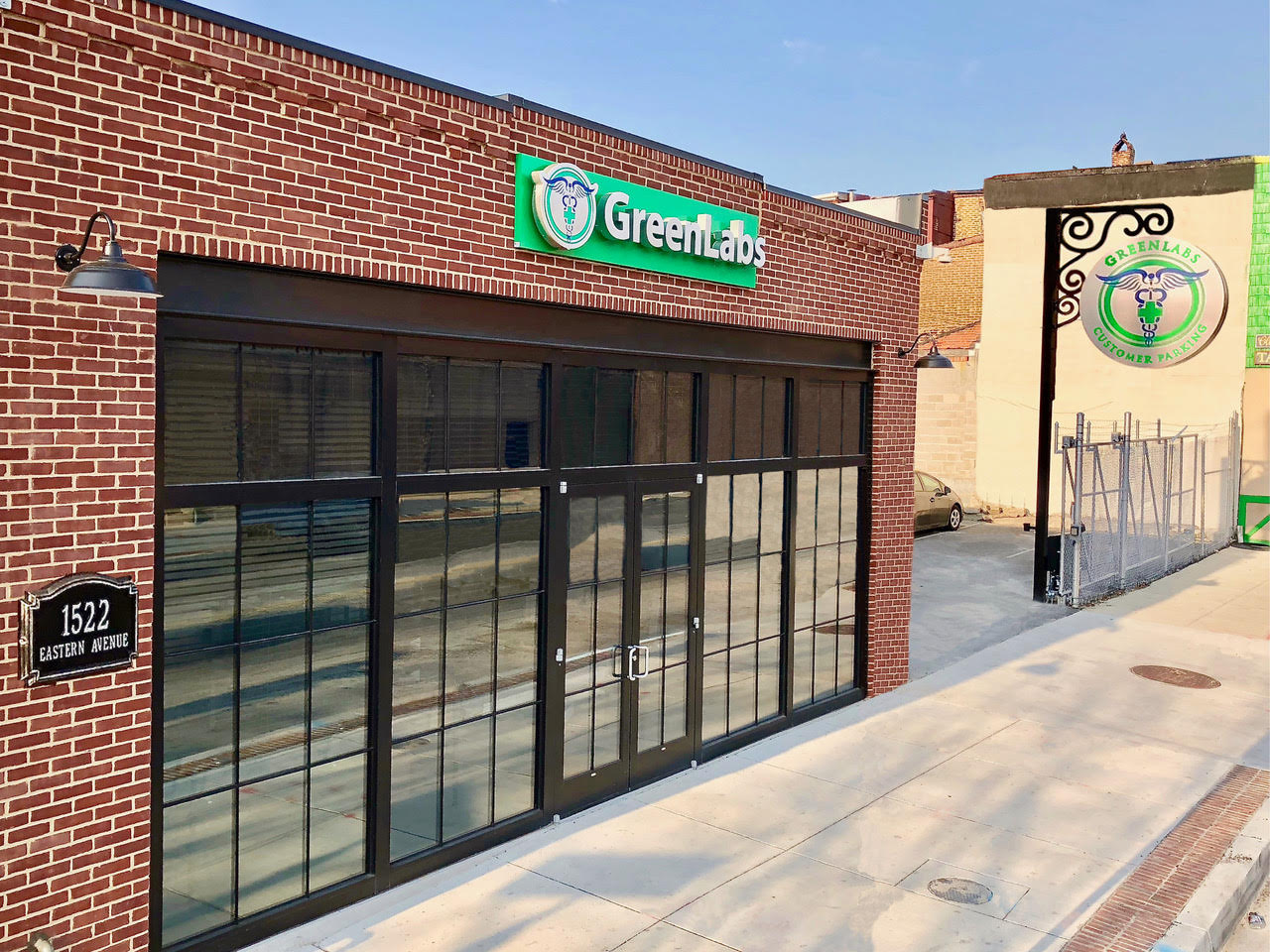green labs testimonial review image