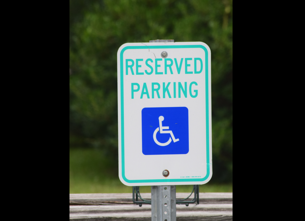 Aluminum Reserved Parking Reflective Sign for Any Parking Lot