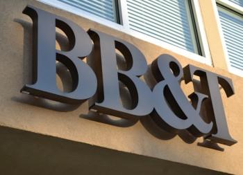 3D BB&T Dimensional Business Signage