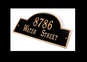 Address Sign for House or Property