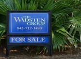 Wadsten Group Framed Metal Real Estate Sign