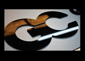 Gucci 3 Dimensional Signage for Brand Promotion and Advertisement
