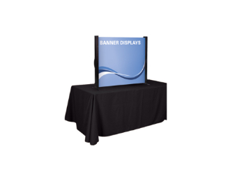 Trade Show Table Display for Conventions, Trade Shows, and Marketing Events