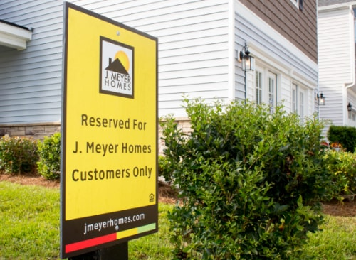 Commercial Wood Signs for Real Estate Agencies