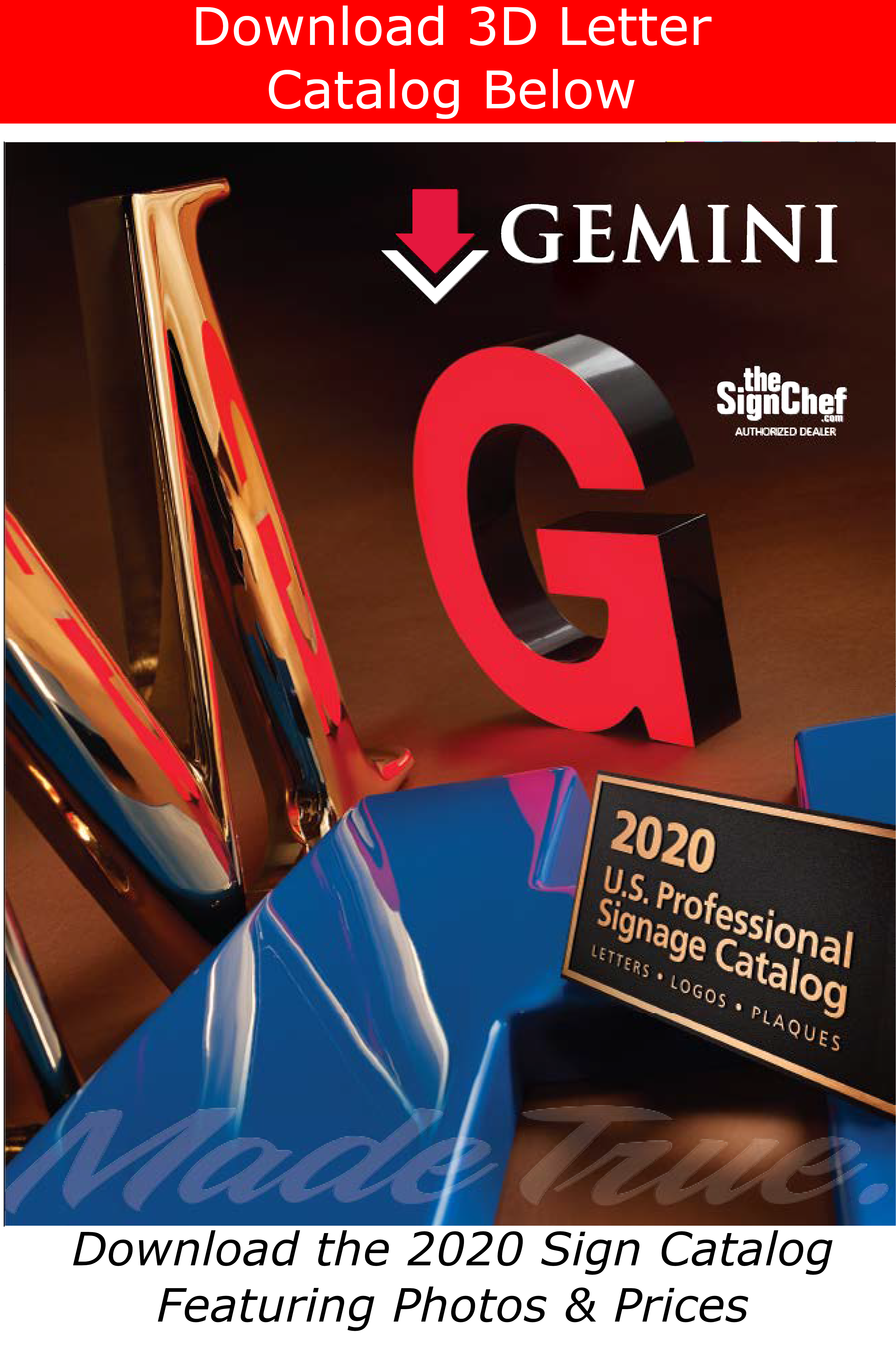 Download your 2020 Pricing Catalog